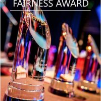 The 2016 Global Fairness Award.