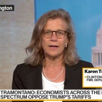 Karen Tramontano Interviewed on Bloomberg TV on the trade dispute between the U.S. and China.
