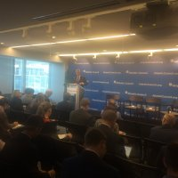"Jeff Gedmin Introduces Atlantic Council Panel Discussion ""Agent of Influence: Should Russia's RT Register as a Foreign Agent?"""